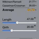 Muskie Weight Calculator 1.1
