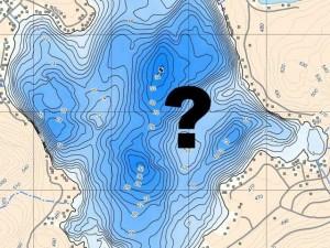 Le lac mystère