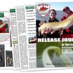 Ma binette en page 15 du Release Journal de may/juin 2011