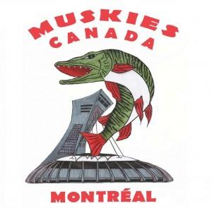 Muskies Canada Montréal