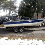 Mon bateau à vendre