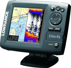 Je possède un Lowrance Elite 5, mais j'ai l'intention de me procurer une modèle plus performant éventuellement.