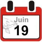 l'ouverture de la pêche au maskinongé est le 19 juin prochain!