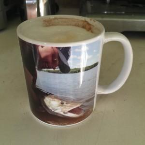 J'ai beau prendre mon café chaque matin dans ma tasse porte-bonheur, rien n'y fait...